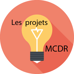 Les projets MCDR