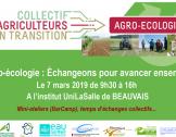 """Retour sur le forum """"Agro-écologie : Échangeo..."""