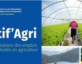 Parution d'Actif agri : transformations des emploi...