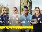 La campagne de recrutement #LesEntrepreneursD...