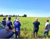 Colloque sur l'Agriculture de Conservation des So...