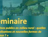 Services publics en milieu rural : quelles mutuali...