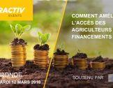 Comment améliorer l'accès des agriculteurs aux fin...