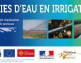 """Colloque """"Economie d'eau en irrigation"""""""