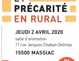 Pauvreté et précarité en rural : des clefs po...