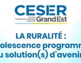 Agora du CESER Grand Est
