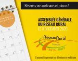 Assemblée Générale du Réseau rural