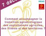 « Comment accompagner la transition agroécolo...