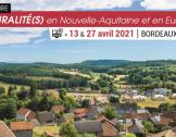 Webinaire : Ruralité(s) en Nouvelle-Aquitaine...