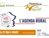 Webinaire du Réseau rural - l'Agenda Rural