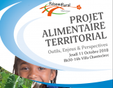 "Rencontre ""Projet Alimentaire Territorial : o..."